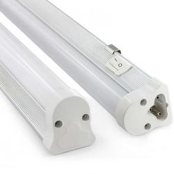 Lidéa-LED petite réglette LED T5 Longueur 600 mm - 230 volts