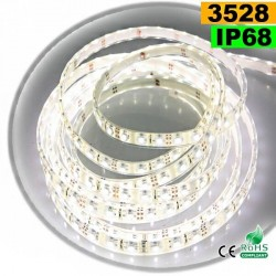 Strip LED blanc SMD 3528 IP68 60LED/m 5m