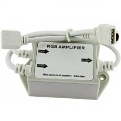 Amplificateur de signal RGB pour rubans LED - 6 ampères