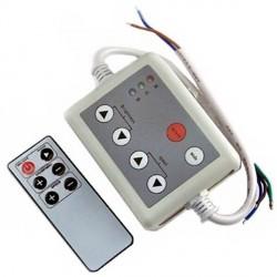 Contrôleur RGB Télécommande 6 touches Infra-Rouge