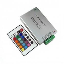 Contrôleur RGB Télécommande 24 touches Infra-Rouge
