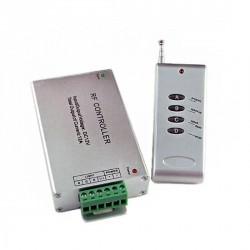 Contrôleur RGB télécommande 4 touches fréquence radio