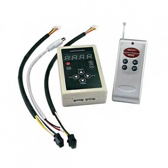 Contrôleur DREAM-COLOR télécommande RF 8 touches