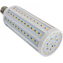 Lampe Spectra color 132 LED Samsung SMD 5630 E27 230 Volts - 20 Watts