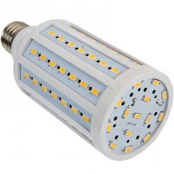 Lampe Spectra color 84 LEDs Samsung SMD 5630 E27 230 Volts - 15 Watts