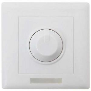 Variateur d'intensité encastrable spécial LED 12/24v