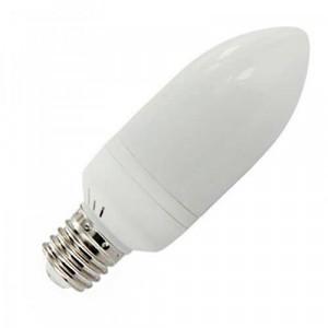 Ampoule flamme 27 LED SMD E27