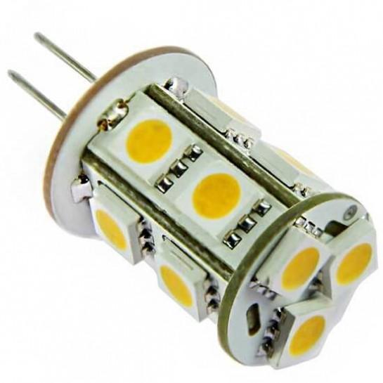 Ampoule 360° G4 13 LED SMD 12 volts