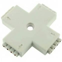 Connecteur X 4 pins femelle pour Strips LED RGB ou DREAM-COLOR