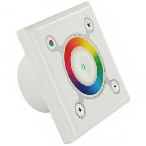 Controleur LED RGB tactile mural