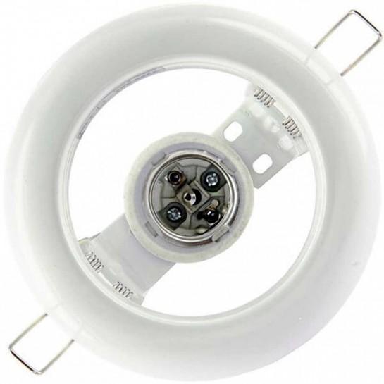 Spot Méria encastrable avec douille E27 pour ampoule PAR20