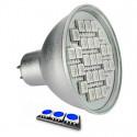 Ampoule LED 27 SMD TYPE 5050 BLEU MR16