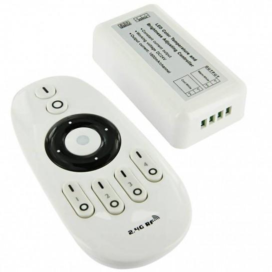 Télécommande DIMMA-COLOR RF 4 canaux