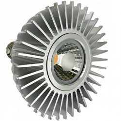Ampoule PAR38 LED matriciel COB de 20 watts réflecteur 120°
