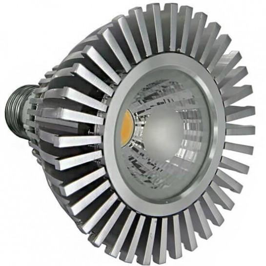 Ampoule PAR30 LED matriciel COB de 12 watts réflecteur 110°