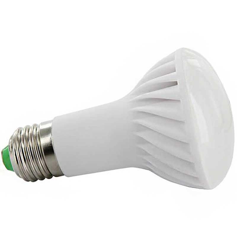 ampoule led ceram led r63 par20 9 watts 18 led 5630 samsung e27. Black Bedroom Furniture Sets. Home Design Ideas
