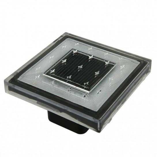 Dalle solaire à LED 91x91