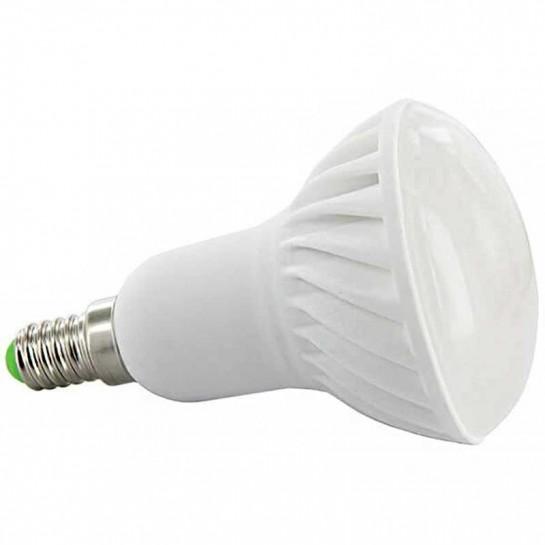 ampoule led ceram led r63 par20 9 watts 18 led 5630 samsung e14. Black Bedroom Furniture Sets. Home Design Ideas