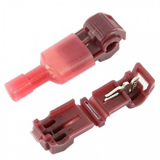 Connecteur rapide de dérivation transversale pour câble 0.3 à 1mm²