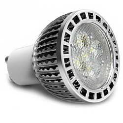 Ampoule Efficiency-LED® 4X1 watt LED Cree GU10