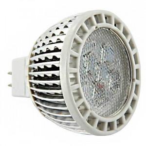 Ampoule Efficiency-LED® 5X1 watt LEDs Cree MR16