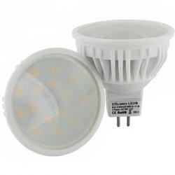 Ampoule CERAM LED - MR16 - 15 LED Samsung 5630 spectra color