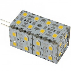 Ampoule culot G4 Tower LED 36 LED type 2835 SMD 11 à 24 volts