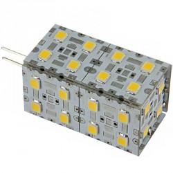 Ampoule culot G4 Tower LED 36 LED type 2835 SMD 11 à 24 volts