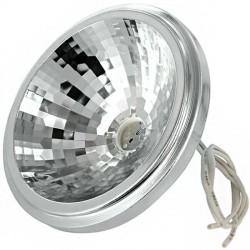 Un réflecteur AR111 équipées d'une douille MR11/G4