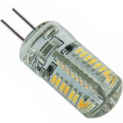 Ampoule Piccoled à culot G4 - 230 volts 64 leds SMD 3014