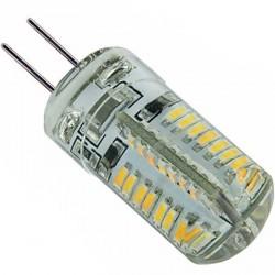 Ampoule Piccoled à culot G4 - 230 volts 64 leds SMD 3014