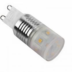 Ampoule à culot G9 - 230 volts 11 LEDs SMD type 2323