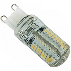 Ampoule Piccoled à culot G9 - 230 volts 64 LEDs SMD type 3014