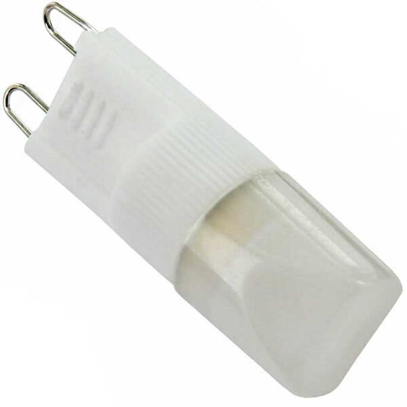 ampoule led g9 230 volts 1 led smd type 7575 puissance de 2 watts. Black Bedroom Furniture Sets. Home Design Ideas