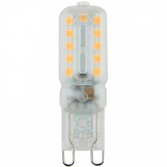 Ampoule à culot G9 équipée de 14 LED 2835 SMD 3 watts