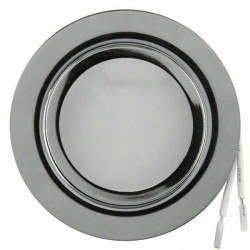 Spot fixe à culot G4 pour lampe LEDs ou Halogène