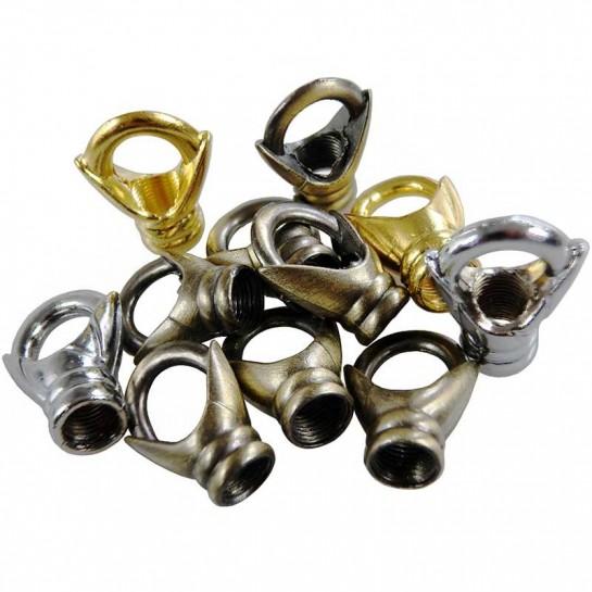 anneau de fixation pour luminaire ou douille de lampe