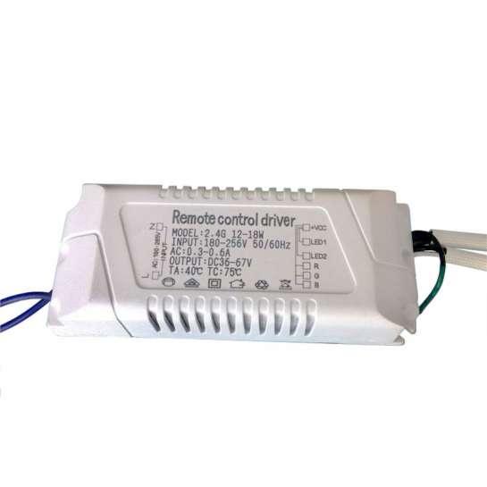 Boitier d'alimentation LED à courant constant de 12 à 18 watts 300 mA