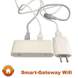 Boitier WIFI Smart Gateway - RGBW