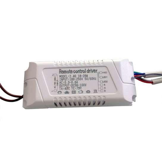 Boitier d'alimentation LED à courant constant de 18 à 28 watts