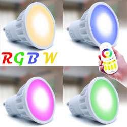 Ampoule LED GU10 RGBW