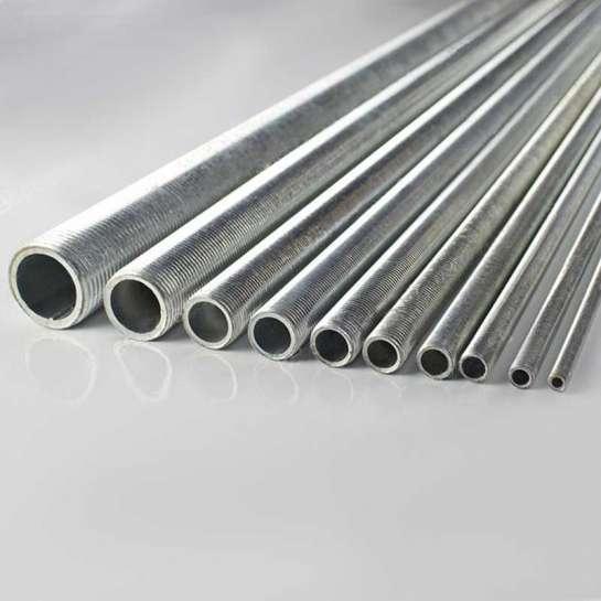 Tube fileté M25 au pas de 2.0mm- longueur de 100cm