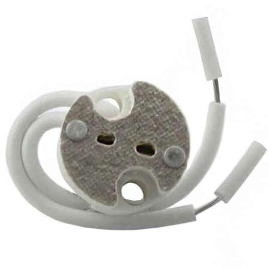 Culots Porcelaine pour ampoule MR16 ou GU5.3