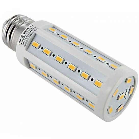 Ampoule LED maïs E27 AC / DC 10 à 60 Volts 7 Watts 12V 24V 36V 48V 60V