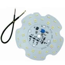 Platine AC LED 50 watts à alimentation transistorisé 230V - High bay