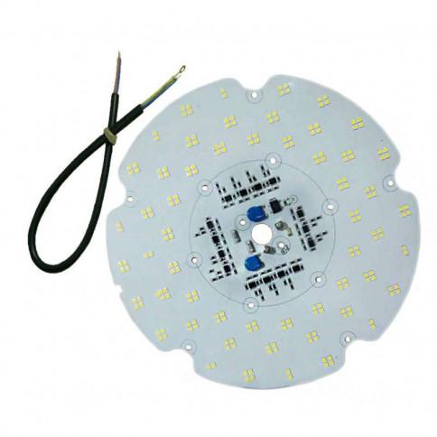 Platine AC LED 200 watts à alimentation transistorisé 230V - High bay