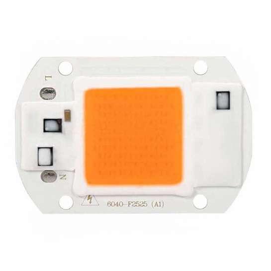 AC LED COB horticole de 20 watts à alimentation transistorisé