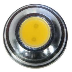 Ampoule LED COB culot G4 de 1 watts pin coaxial