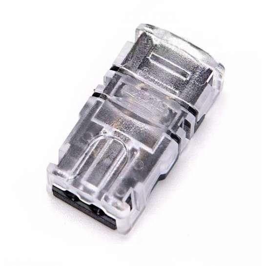 Boitier de raccordement Striplock pour Strip LED 3528 largeur 8mm