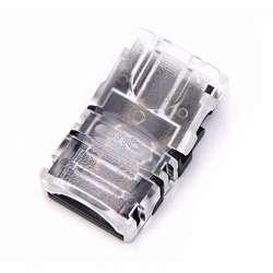 Boitier de raccordement Striplock pour entrée de câble Strip LED unicouleur 5050